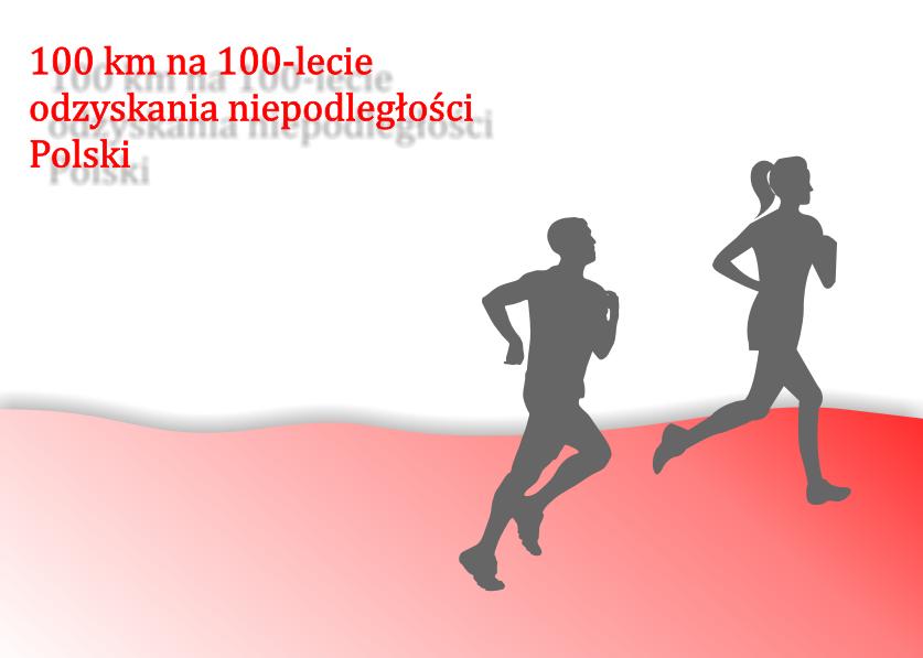 100 km na 100-lecie