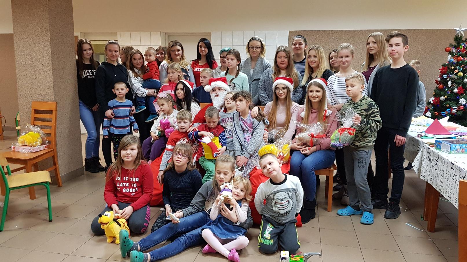 Dom Dziecka w Porszewicach