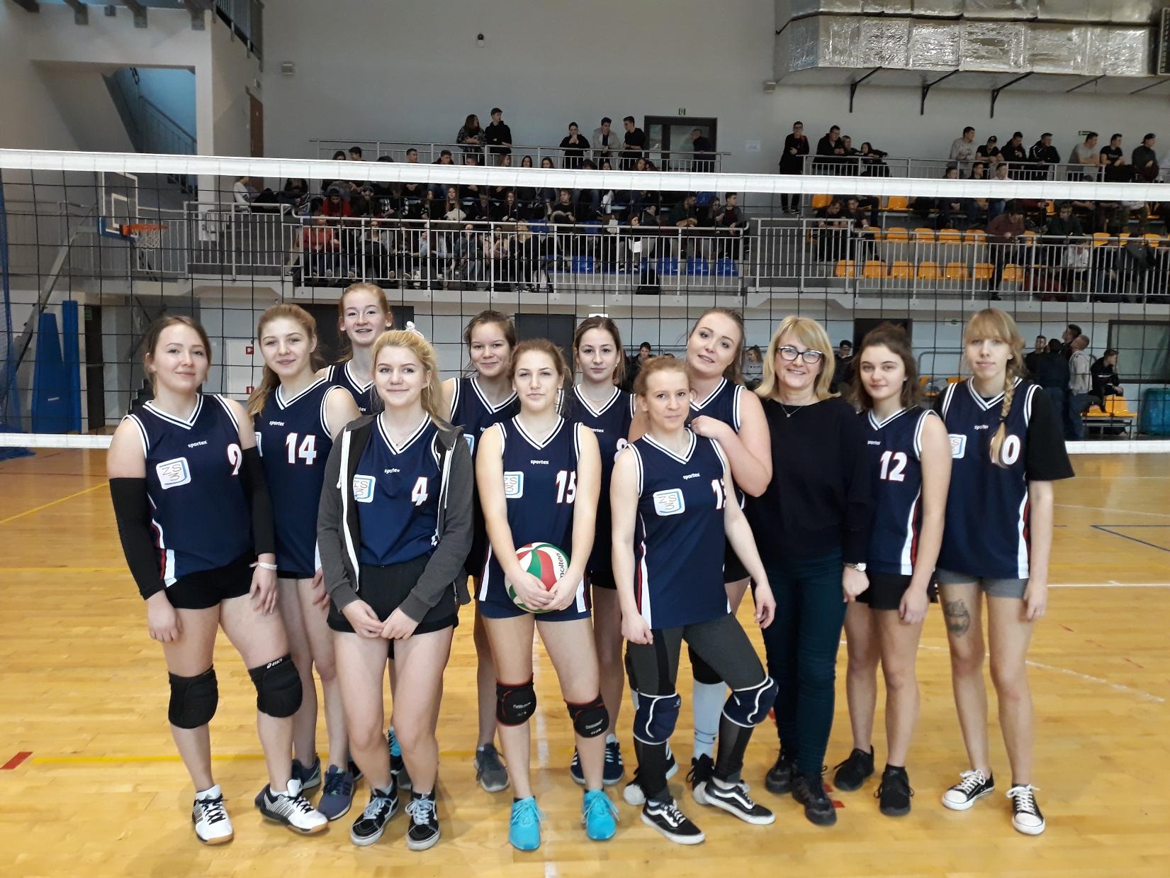 Mistrzostwa Powiatu Pabianickiego w siatkówce dziewcząt