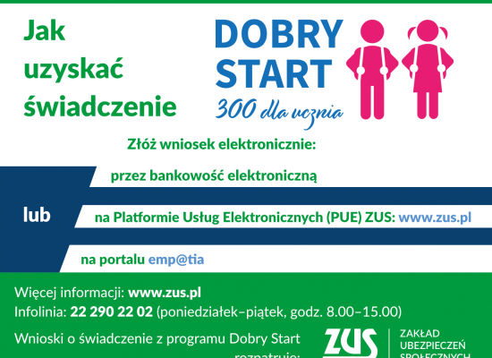 Dobry Start 300+